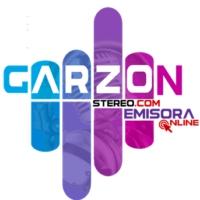 Logo de la radio Garzón Stereo