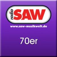 Logo of radio station radio SAW - 70er