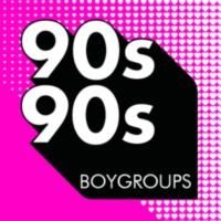 Logo de la radio 90s90s - Boygroups