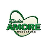 Logo of radio station Radio Amore Nostalgia