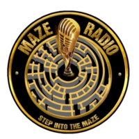Logo of radio station Maze Radio