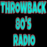 Logo de la radio Throwback 80's Radio