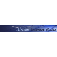 Logo of radio station African Internet Radio