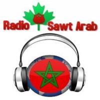Logo of radio station إذاعة صوت العرب - Radio Sawt Al Arab