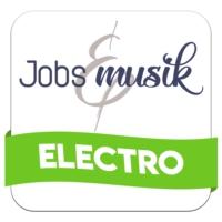 Logo de la radio Jobs et Musik Electro