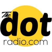 Logo of radio station TheDotRadio