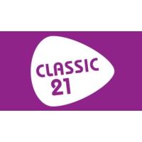 Logo of radio station Classic 21