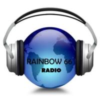 Logo of radio station RAINBOW66