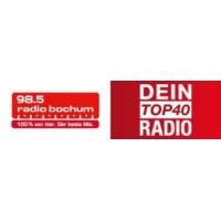 Logo of radio station Radio Bochum - Dein Top40 Radio