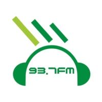 Logo de la radio Three D Radion 93.7 FM