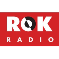Logo of radio station ROK Radio British Comedy 1