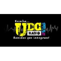 Logo de la radio UDeC Radio
