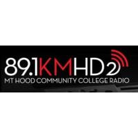 Logo of radio station KMHD2 89.1