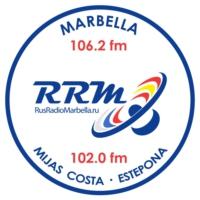 Logo de la radio RusRadioMarbella 106.2 fm
