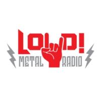 Logo de la radio Loud! Metal Radio
