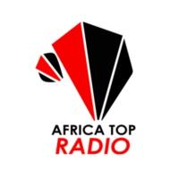 Logo of radio station AFRICA TOP RADIO