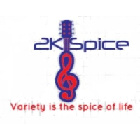Logo of radio station 2K Spice