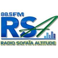 Logo de la radio RSA Radio Sofaia  Altitude