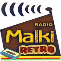 Logo of radio station MALKI RETRO
