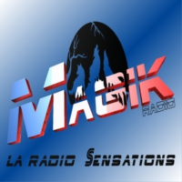 Logo of radio station MAGIK RADIO
