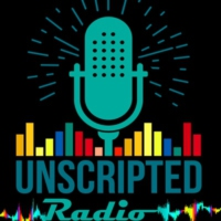 Logo of radio station Unscripted Radio