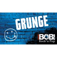 Logo of radio station Radio BOB! Grunge