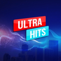 Logo of radio station UltraHits