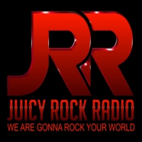 Logo of radio station Juicy Rock Radio