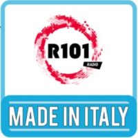 Logo de la radio R101 Made In Italy
