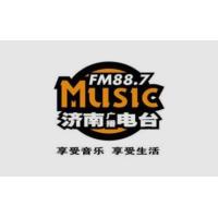 Logo of radio station 济南音乐广播 FM88.7