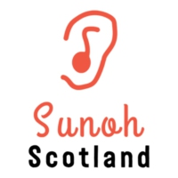 Logo of radio station Sunoh Radio
