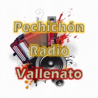 Logo of radio station Pechichón Radio Vallenato