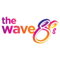 Logo of radio station The Wave 80s