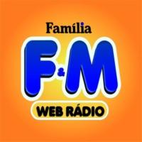 Logo of radio station Web Radio Familia F e M