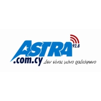 Logo of radio station Astra 92.8