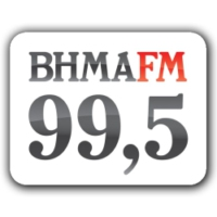 Logo of radio station Βημα Fm 99,5