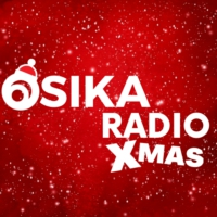 Logo of radio station OSIKA Radio Xmas