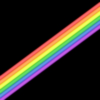 Logo of radio station Rainbow Generation
