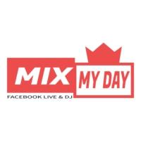 Logo of radio station MixMyDay