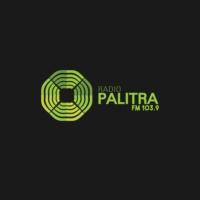 Logo de la radio რადიო პალიტრა FM 103.9