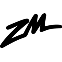 Logo of radio station ZM Radio