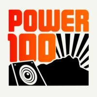 Logo de la radio POWER100 Townsville