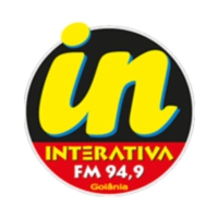 Logo of radio station Interativa FM 94.9