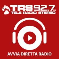 Logo of radio station TeleRadioStereo 92.7