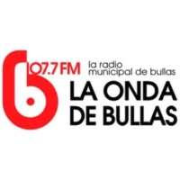 Logo of radio station La Onda de Bullas