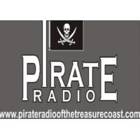 Logo de la radio Pirate Radio of the Treasure Coast 105.3 FM