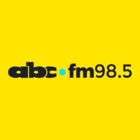 Logo of radio station ABC FM