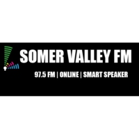 Logo of radio station Somer Valley FM