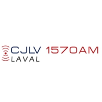 Logo of radio station CJLV 1570 AM