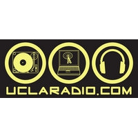 Logo of radio station UCLA Radio